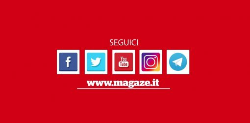 Social Video Logo Promo Magaze Tv